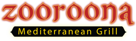 Zooroona Restaurant Logo