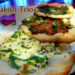 Manakish Trio