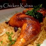 Special-Baby Chicken Kabsa