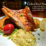 Special-Grilled Red Snapper