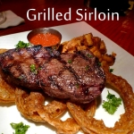 Special-Grilled Sirloin